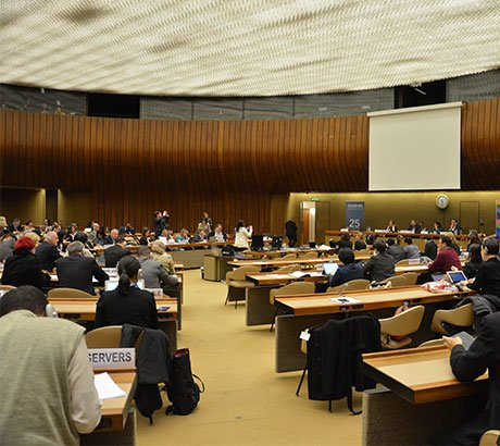 Annual Conference on Climate Change and Human Rights