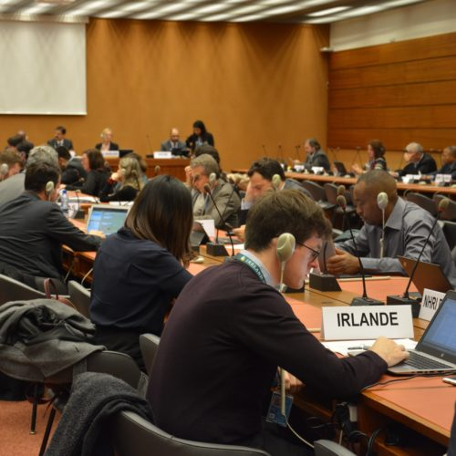 Knowledge Exchange on Business and Human Rights
